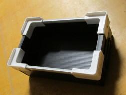 Kartonplastová přepravka z polypropylenu