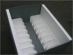 Výrobce kombinovaných obalů, plast + kartonplast