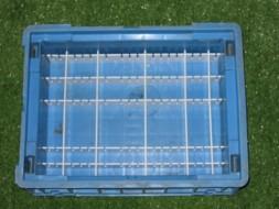 Výroba plastových proložek do přepravních obalů