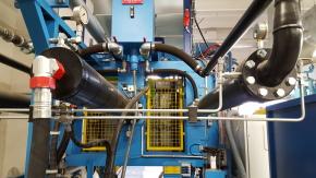 Detail EPP stroje