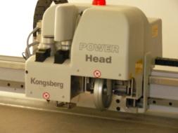 Stroj 3D Ploter Kongsberg
