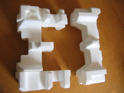 EPP plasty, obaly elektroniky