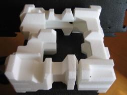 EPP plasty, obaly pro uložení elektroniky